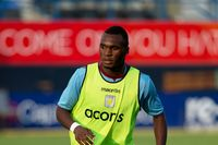 Christian Benteke picture G702617