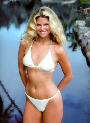 Christie Brinkley poster G7074