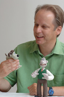 Nick Park picture G709019