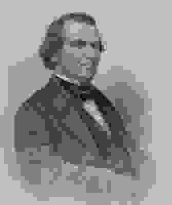 Andrew Johnson poster G712191