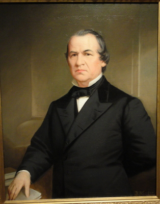 Andrew Johnson poster G712193
