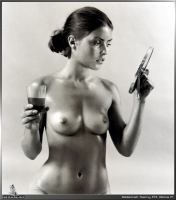 Deborah Herry poster G7199