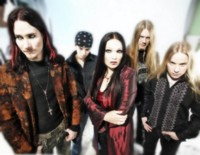 Tarja Turunen Nightwish picture G72454