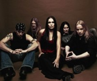 Tarja Turunen Nightwish picture G72457
