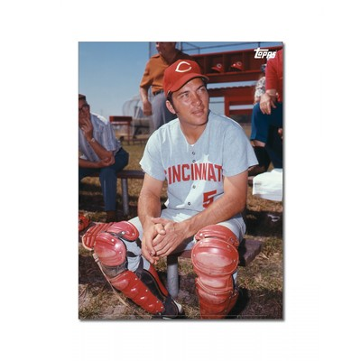 johnny bench poster 1
