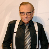 Larry King picture G730907