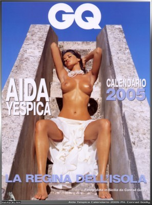 Aida Yespica poster G73218