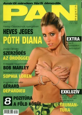 Diana Poth poster G74096