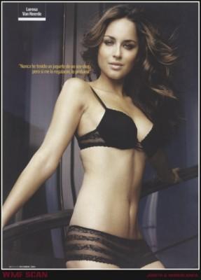 Lorena Van Heerde poster G75887
