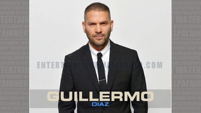 Guillermo Diaz poster G761204