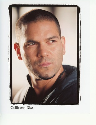 Guillermo Diaz poster G761208