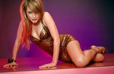 Holly Valance poster G7671