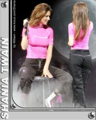 Shania Twain poster G77484