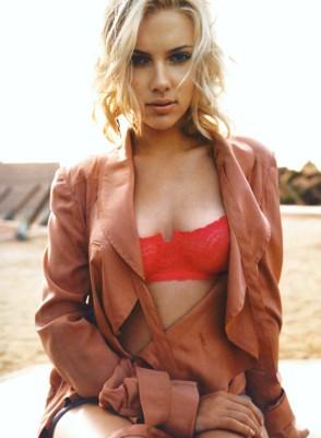 Scarlett Johansson poster G77877