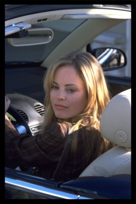 Chandra West poster G79392
