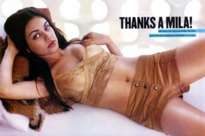 Mila Kunis poster G82082