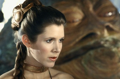 Carrie Fisher poster G82096