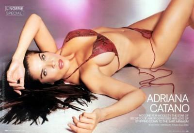 Adriana Catano poster G82409