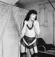 Bettie Page picture G827222