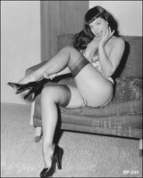 Bettie Page picture G827223