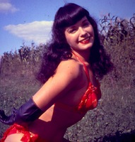 Bettie Page picture G827224