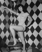 Bettie Page picture G827230
