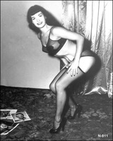 Bettie Page picture G827234