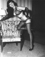 Bettie Page picture G827235