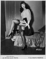 Bettie Page picture G827236