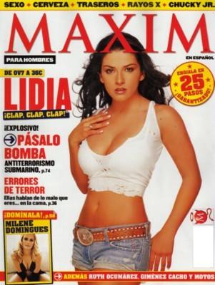 Lidia Avila poster G84241