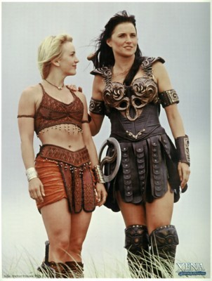 Lucy Lawless poster G84386