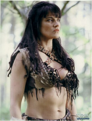 Lucy Lawless poster G84387