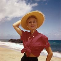 Mitzi Gaynor picture G843976