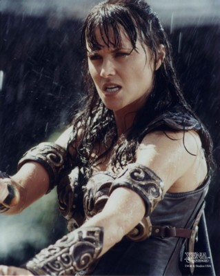 Lucy Lawless poster G84419