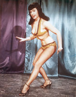 Bettie Page picture G849036