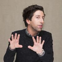 Simon Helberg picture G856234