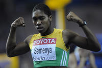 Caster Semenya picture G333586