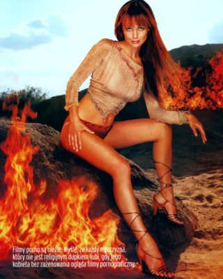 Izabela Scorupco poster G86299