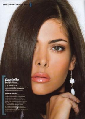 Daniella Mateu poster G86423