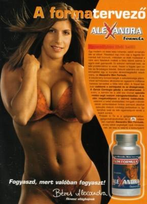 Alexandra Beres poster G86578