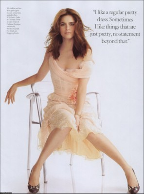 Amanda Peet poster G88038
