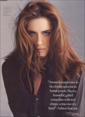 Amanda Peet poster G88040