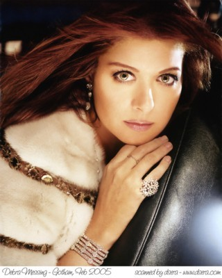 Debra Messing poster G88299