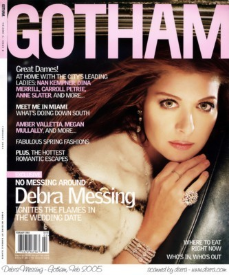 Debra Messing poster G88300