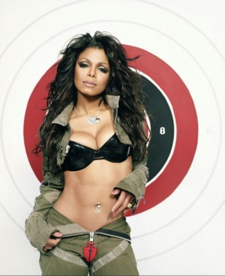 Janet Jackson poster G89224