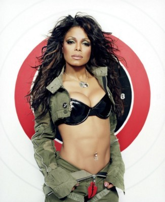 Janet Jackson poster G89225