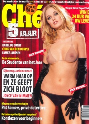 Joyce van Nimmen poster G89420