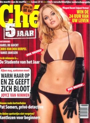 Joyce van Nimmen poster G89427