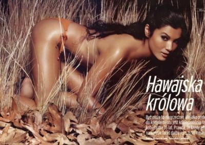 Kelly Hu poster G89657