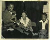 Louis Armstrong picture G910607